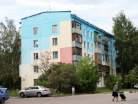 neighbour house: st. Shkolnaya, house 51. Apartment house