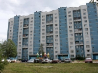 neighbour house: st. Shkolnaya, house 55. Apartment house