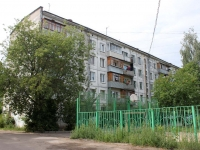 Elektrougli, st Komsomolskaya, house 5. Apartment house