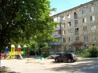Elektrougli, Troitskaya st, house 33. Apartment house