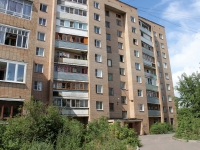 neighbour house: sq. Oktyabrya, house 3. Apartment house