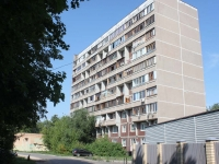 neighbour house: st. Parkovaya, house 1. Apartment house