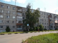neighbour house: st. Pionerskaya, house 2. Apartment house
