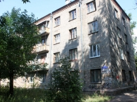 neighbour house: alley. Raduzhny, house 3. Apartment house