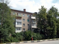 neighbour house: st. Berezinskaya, house 2. Apartment house