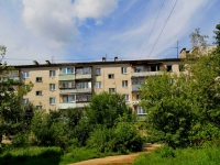 Elektrougli, Svetliy district, house 24А. Apartment house