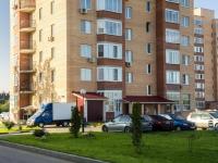 Черноголовка, улица Солнечная, дом 2. многоквартирный дом