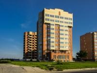 Черноголовка, улица Солнечная, дом 6. многоквартирный дом