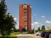 Chernogolovka, st Tsentralnaya, house 20. Apartment house