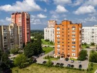 Chernogolovka, st Tsentralnaya, house 20А. Apartment house