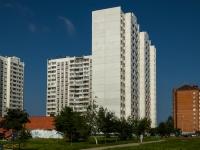 Черноголовка, Школьный бульвар, дом 18. многоквартирный дом