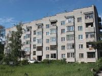 проезд Больничный, дом 37. многоквартирный дом