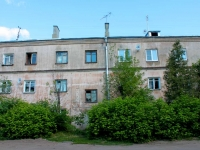 neighbour house: st. Bolshaya Moskovskaya, house 2. Apartment house