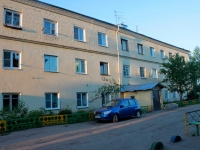 Staraya Kupavna, Bolshaya Moskovskaya st, house 2. Apartment house