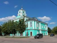 Staraya Kupavna, temple ТРОИЦЫ ЖИВОНАЧАЛЬНОЙ, Bolshaya Moskovskaya st, house 40