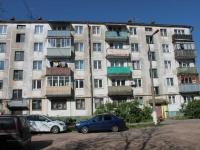 улица Большая Московская, дом 110. многоквартирный дом