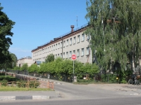 Staraya Kupavna, boarding school №1, Shkolny Ln, house 4