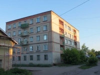 Staraya Kupavna, Molodezhny Ln, house 4. Apartment house