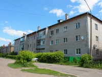 neighbour house: Ln. Molodezhny, house 11. Apartment house