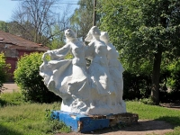 Staraya Kupavna, sculpture