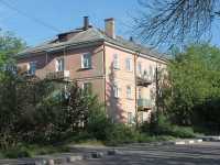 Staraya Kupavna, Kirov st, house 2. Apartment house