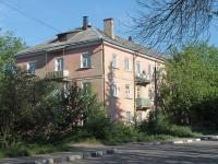 улица Кирова, дом 2. многоквартирный дом