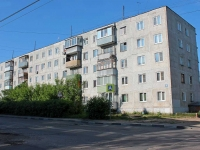 Staraya Kupavna, Kirov st, house 4. Apartment house