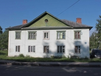 Staraya Kupavna, Kirov st, house 8. Apartment house