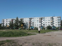 neighbour house: st. Lenin, house 8. Apartment house