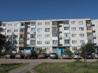 Staraya Kupavna, Lenin st, house 8. Apartment house