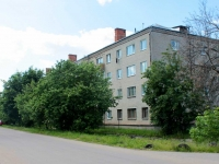 neighbour house: st. Lenin, house 29. Apartment house