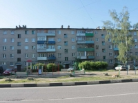 neighbour house: st. Matrosov, house 4. Apartment house