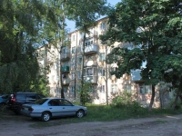neighbour house: st. Matrosov, house 5. Apartment house