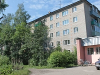 neighbour house: st. Matrosov, house 18. Apartment house