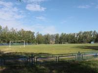 Старая Купавна, улица Матросова, стадион