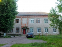 neighbour house: st. Oktyabrskaya, house 28. Apartment house