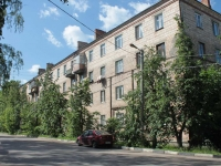 Staraya Kupavna, Oktyabrskaya st, house 40. Apartment house