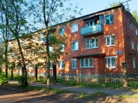 Staraya Kupavna, Sportivny Ln, house 2. Apartment house
