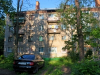 neighbour house: Ln. Sportivny, house 4. Apartment house