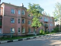 Старая Купавна, улица Фрунзе, дом 6. многоквартирный дом