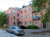 Staraya Kupavna, Frunze st, house 8. Apartment house