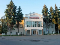 neighbour house: Ln. Tekstilshchikov, house 3А. community center «Купавна»