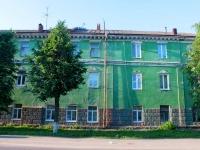 Старая Купавна, проезд Текстильщиков, дом 3. многоквартирный дом