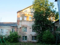 neighbour house: Ln. Tekstilshchikov, house 4. Apartment house