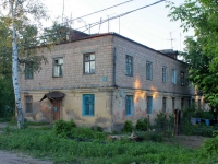 neighbour house: Ln. Tekstilshchikov, house 8. Apartment house