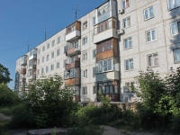 Staraya Kupavna, Chkalov st, house 4. Apartment house