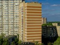 Любы Новоселовой бульвар, дом 12А. многоквартирный дом