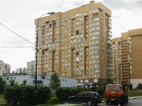 Маршала Крылова бульвар, дом 15. многоквартирный дом