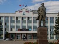 улица Маршала Жукова. памятник Ленину В.И.