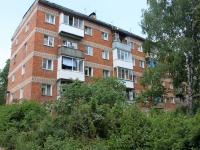 neighbour house: avenue. Zapadny, house 2. Apartment house